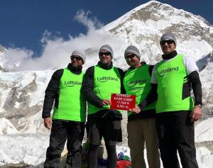 Steve Menzies' Everest Trek